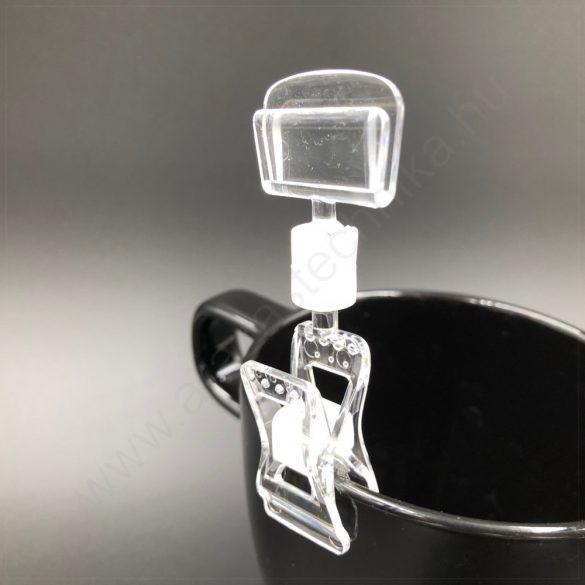 Kartontartó csipesz (10mm)