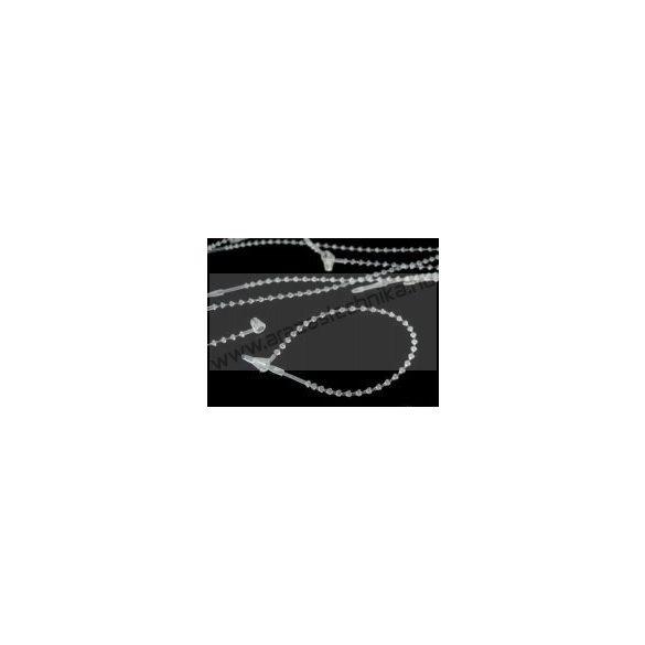 Gyorskötöző 12,5 cm fehér (1.000db/cs)