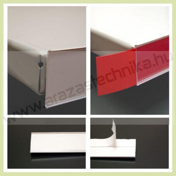 Háttércsík PVC 4cm × 100 méter - PIROS