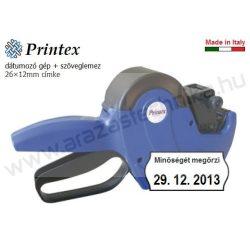 PRINTEX  Z10 dátumozó gép - Minőségét megőrzi