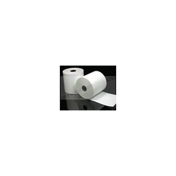 80/100/25mm hőpapír - automatába, jegykiadóba -NYOMATLAN