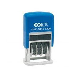 COLOP Printer S120 mini dátumozó (01.08.2020)