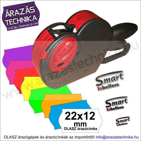 SMART P6/2212 egysoros árazógép