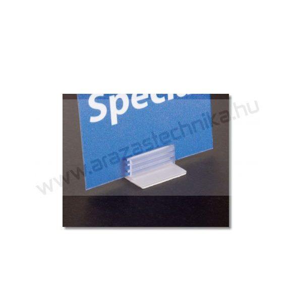 Gripper - öntapadó táblatartó promóció kihelyezésére (25×25mm)