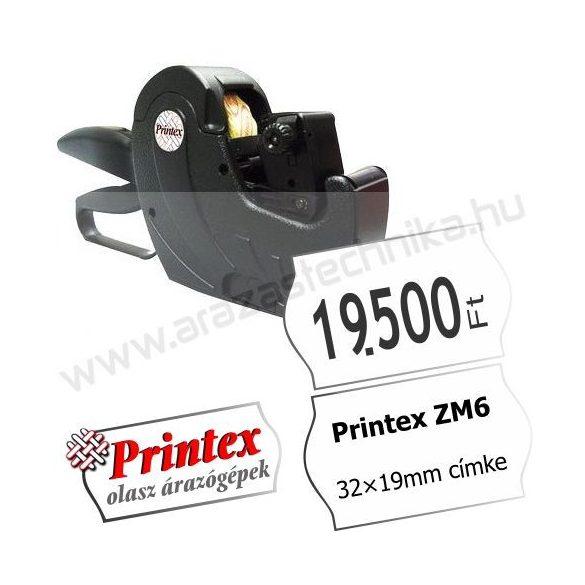 PRINTEX ZM6/3219 MAXI egysoros árazógép