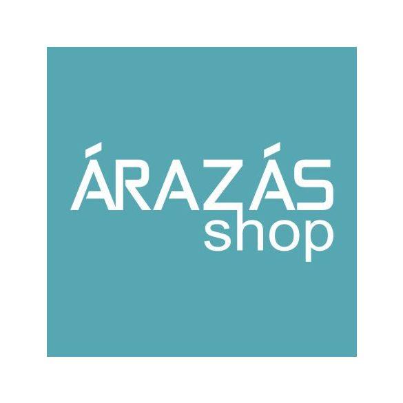 PVC zseb ársínhez / 200×75 mm / csúsztatható