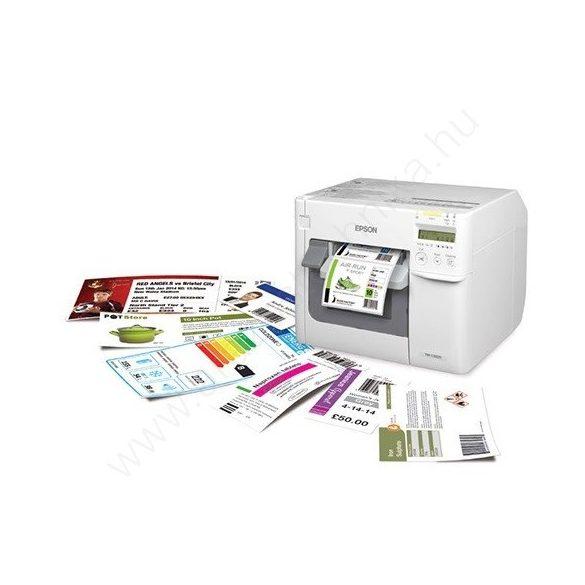 Epson TM-C3500 színes címkenyomtató