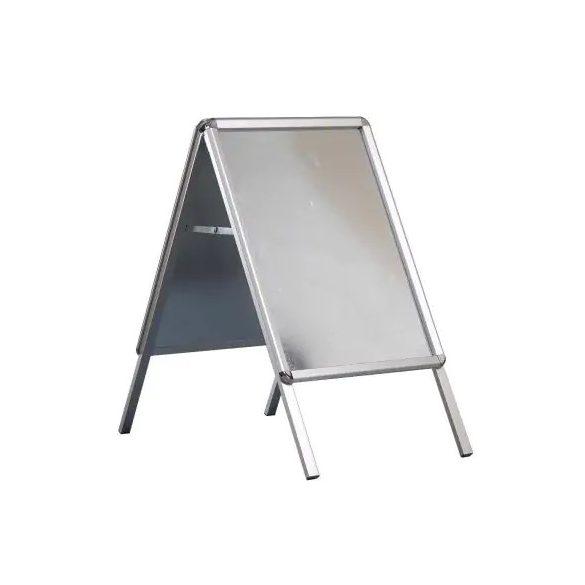 A1 Megállító tábla (25mm alu click profil) PVC hátlap