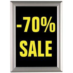 A3 alumínium plakátkeret  [25mm profil]