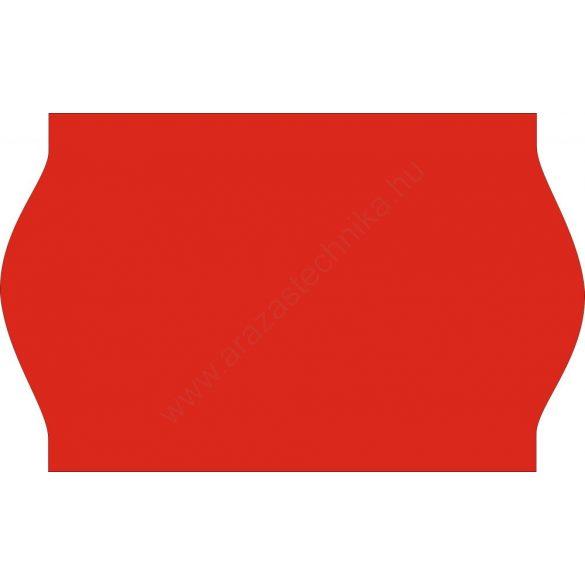 26x16mm piros ORIGINAL árazócímke (1.000db/tek)