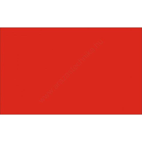 26x16mm piros ORIGINAL árazócímke (1.000db/tek) - szögletes