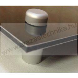 Távtartó - díszcsavar 13×19mm - eloxált aluminium