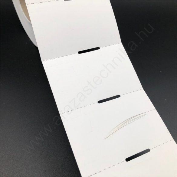 Polccímke 60x55 mm THERMO (500 db/tek)