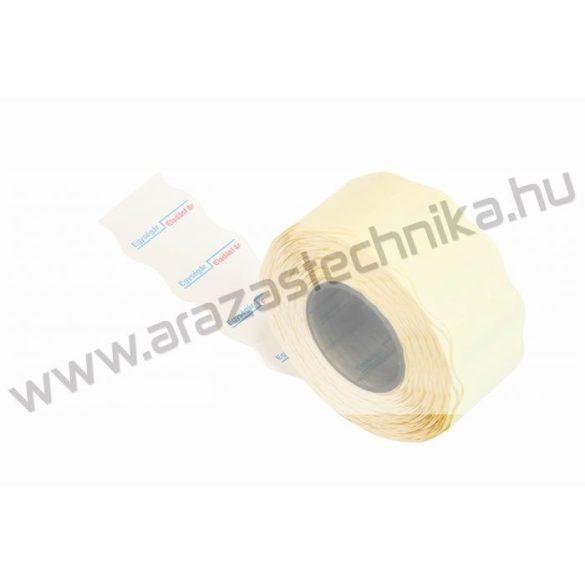 26x16mm Egység ár/Eladási ár ORIGINAL árazócímke