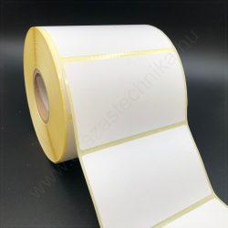 100x60 mm TT papír címke (1.000 db/40) - hűtőházi + RITZ
