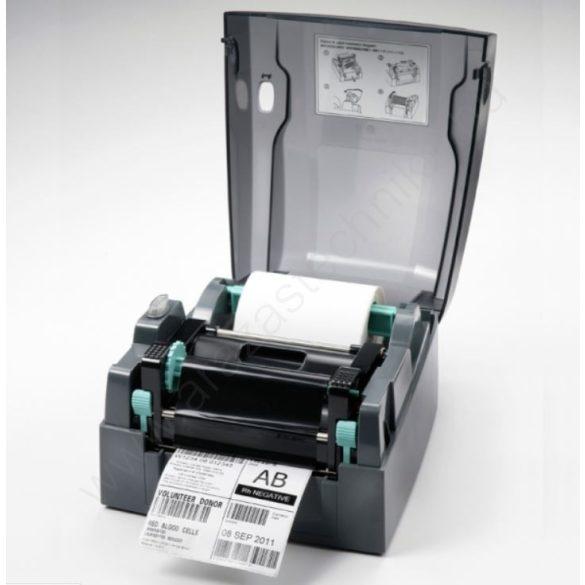 Godex GE330 címkenyomtató 300dpi (TT) vonalkód nyomtató + Ajándék tisztító toll (0953-AT)