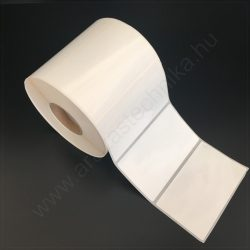 100x60 mm PP WHITE címke (1000db/40)