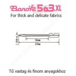 Póttű Banók 503-XL szálbelövő pisztolyhoz (3db/csomag)