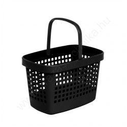 Bevásárló kosár 28 L Great - fekete