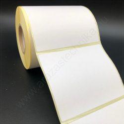 100x80 mm TT papír címke (500 db/40)