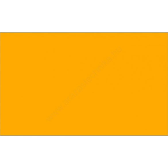 26x16mm FLUO narancs ORIGINAL árazócímke (1.000db/tek) - szögletes