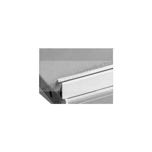 OPTI (1) - Termékelválasztó ALAPSÍN 125cm -  öntapadó