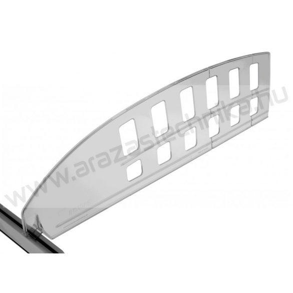 OPTI (1) - Termékelválasztó törhető OLDAL  (12×44cm (/30cm; /40cm)