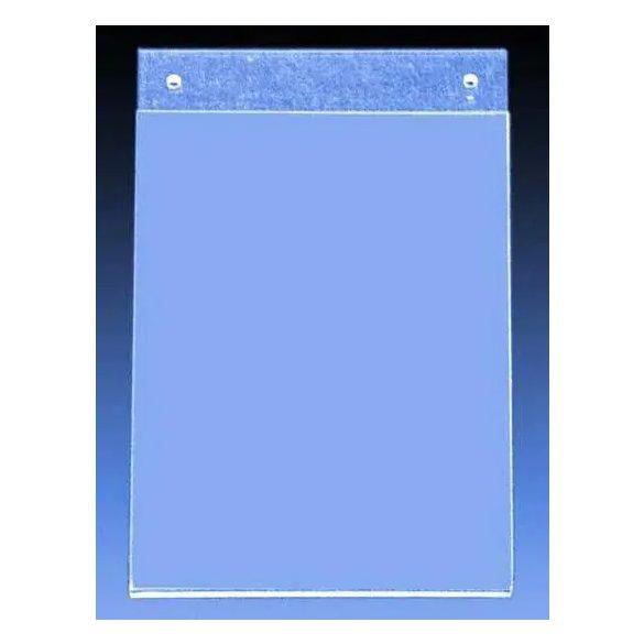 Laptok A6 fali plexi (2db furat)