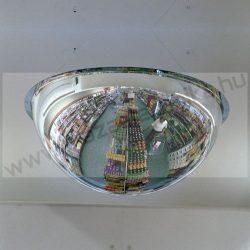 Félgömb 360° bolti megfigyelő tükör 60 cm átmérő