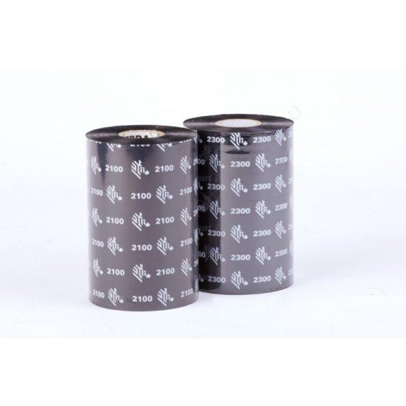 "WAX  89mm×450m OUT 1"" festékszalag (Zebra Z2300)"