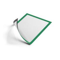 Duraframe® SUN A1 - ezüst plakátkeret üvegre  (5006-23) UV álló