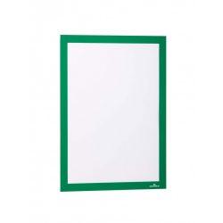Duraframe®  A4 - zöld infokeret (4882-05) - öntapadó hátlap