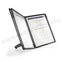 SHERPA® Table Soho 5 db A4 asztali lapozó (5540-01)