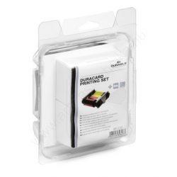Duracard szett: 100 db kártya + festék (8913-00) + Ajándék tisztító kártya