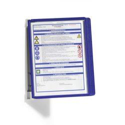Vario® Wall 5db A4  FALI lapozó (5551-07) kék