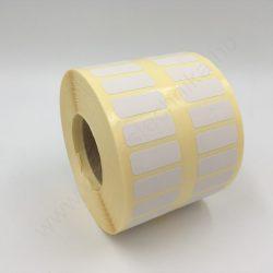 26×10mm THERMO címke (2×3000 db/40)