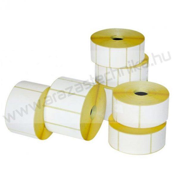 30x10mm TT papír címke (2.000 db/40)