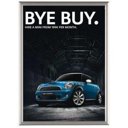 A2 alumínium plakátkeret   [25mm profil]