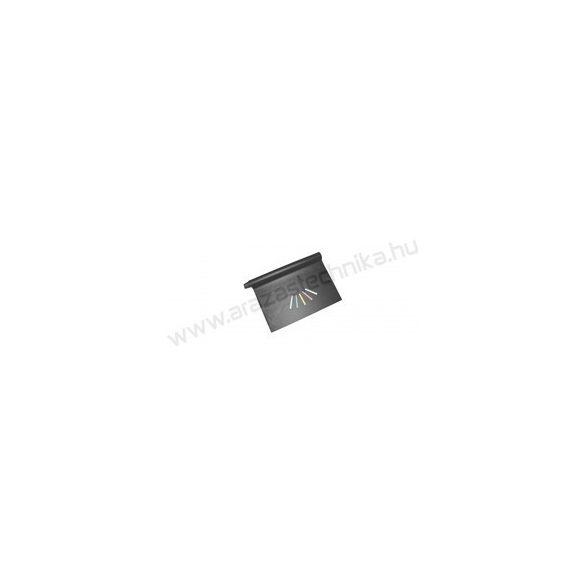 Fekete krétafólia, öntapadós 45 x 200 cm