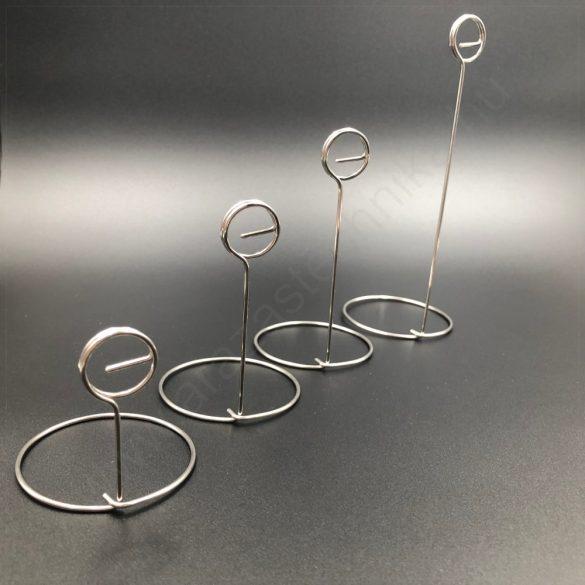 INOX talpas ártábla tartó ( 3cm)