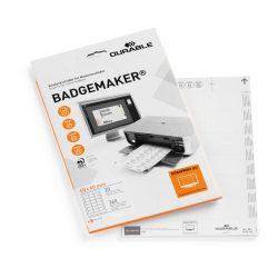Inzert 40x60mm - nyomtatható etikett 18db/ív (nem öntapadó) polccímke