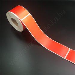 50×225 mm PP White műanyag címke 200 db/40 + P1655C tónus