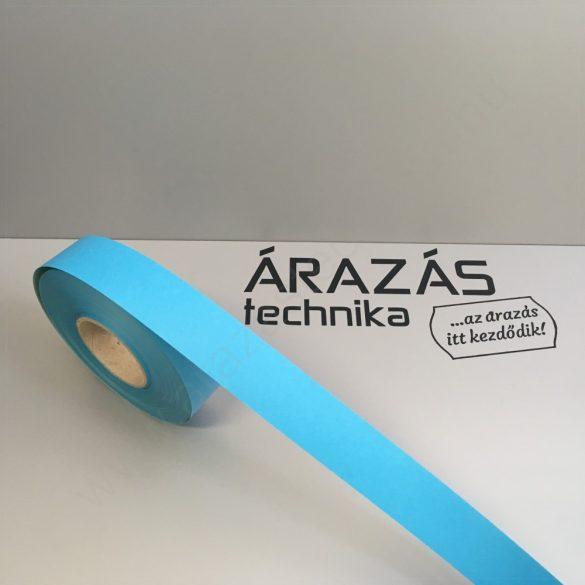 Háttércsík 4cm × 50 méter (kék papír)