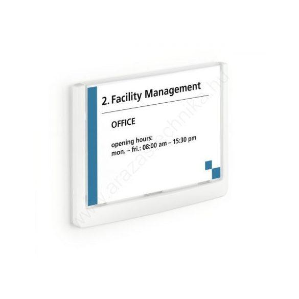 CLICK SIGN 149×105,5 mm (4861) ajtótábla