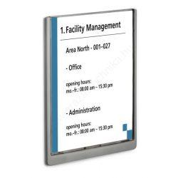 CLICK SIGN 210×297mm (4867) ajtótábla