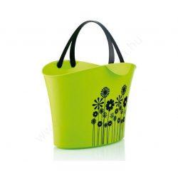 Bevásárló kosár - SHOPHIE 15L - zöld