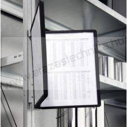 Vario® Magnet Wall 10db A4 - FALI lapozható (5918-01) fekete