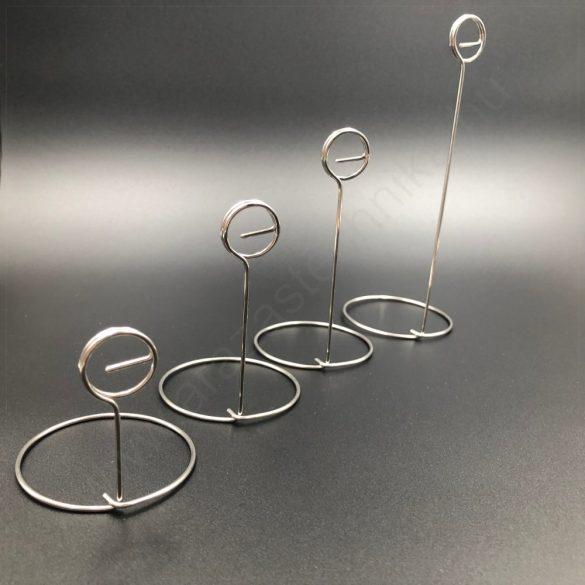 INOX talpas ártábla tartó ( 7cm)