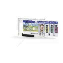 Biztonsági kártyatartó DURABLE PUSHBOX TRIO (8920-19)