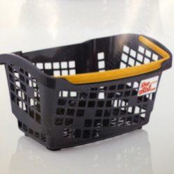Bevásárló kosár 20L - Design COLOR - CITROM fül